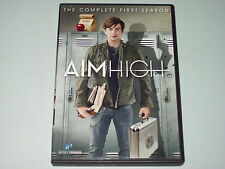 Aim High Season 1 The Complete First Series One (DVD, 2013) Almost Perfect