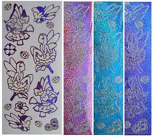 DIY Scrapbooking Paper Flowers Fairy Stickers Wedding Album Plum Decoration N7