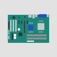EV159 PWA-00209-001 EVEREX RAM 3000 DELUXE 16BIT ISA EMS OR XMS EXPANDED OR EXTE