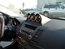 ATI 60mm POD Triple Meter Center Dash Pod for EVO X Evo 10 Mitsubishi Evolution