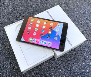 Apple iPad Mini 5 (A2133), 64GB, Wi-Fi, Space Grey, VGC+box+warranty -507