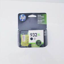 932XL Black Ink HP Officejet 6100 6600 6700 7110 7510 7610 7612 EXP FEB 2020
