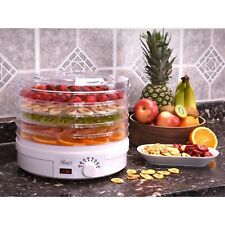 Countertop Food Dehydrator Fruit Meat Dryer Machine Electric BPA-Free, 5-Tray
