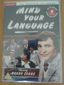 Mind your language dvd