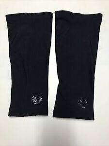 Pearl Izumi Thermal Knee Warmers -Medium, Black Unisex Road/MTB USED
