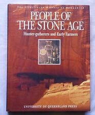 People of the Stone Age Very Good Condition Book (Hardback, 1994)