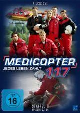 Thomas Nickel - Medicopter 117 - Jedes Leben zählt. Staffel.3, 4 DVD