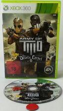 Army of Two the Devil's cartel | Xbox 360 | usado en OVP