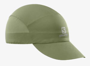 2021 Salomon XA Compact Unisex Running Cap Olive Night