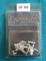 Frostgrave, North Star, Osprey - Cult Thief & Barbarian - OT532