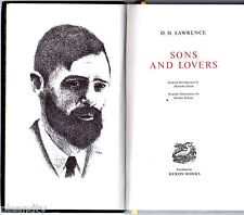 Vintage D.H.LAWRENCE COMPLETE WORKS - SONS AND LOVERS Heron Books 1968