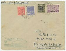 Brasilien Zeppelin Brief Pernambuco Friedrichshafen 1932