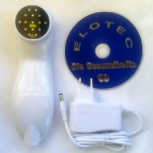 Handy Soft Laser Therapiegerät Arthrose Allgemeine Schmerztherapie 500mW Cure CD