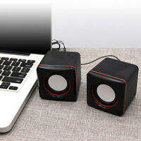 USB mini computer small speaker portable dual speakers ZP