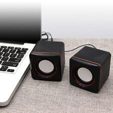 USB mini computer small speaker portable dual speakers  RG ME