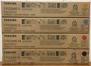 Toshiba T-FC200E Toner Set.