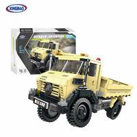 Xingbao03026 Bausteine Spielzeug Gift Polizei Auto Toy Geschenk Block 529PCS OVP