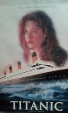 Titanic Rose doll by DeWitt Bukater with autographed photo from Kate Winslet.