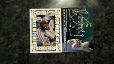Barry Sanders Lot of 2 Football Cards Upper Deck Victory Detroit Lions