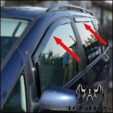 Deflettori Aria Antiturbo Oscurati VW Sharan Ford Galaxy Seat Alhambra 1994-2010