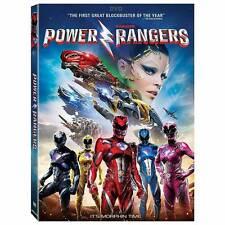 Saban's Power Rangers: 2017 Dacre Montgomery Reboot Movie Box / DVD Set NEW!