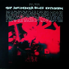 THE JON SPENCER BLUES EXPLOSION 'That's It Baby Right Now...' LP RSD OOP 2016