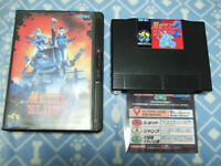 NEO GEO AES ROM Metal Slug 2 MVS Convert Excellent from Japan free shipping