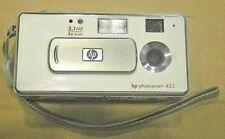 FOTOCAMERA DIGITALE HP PHOTOSMART 433 da 3,1 MPX USATA FUNZIONANTE
