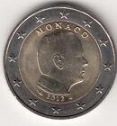 MONACO € 2 euro 2012 FDC UNC VOLTO DEL PRINCIPE ALBERTO ANNO 2012 NON COMUNE