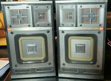 Sony APM-117D 3 way Speakers for FH series Very Rare Matched Pair