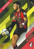 2017-18 Topps Premier League Gold AFC Bournemouth Base Yellow Parallel - Pick