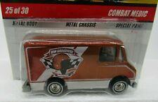 Hot Wheels 2009 Classics Combet Medic #25/30 Chase Orange RR