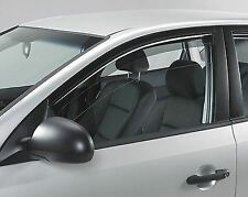 Genuine Hyundai Ix35 2013 Onwards Wind Deflectors - Front Only 2S221ADE00