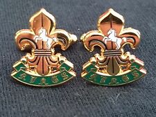 Kings Regiment Military Cufflinks