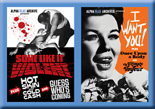 SOME LIKE IT VIOLENT! 2 DVD PACK!  6 1960s SEXPLOITATION MOVIES!