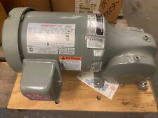 Us Motor E434 Syncro Gear Gearmotor 12hp Ratio 26 68rpm 208230 460v