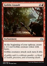 MRM ENGLISH 2x Goblin Assault (Assaut gobelin) MTG magic MM17