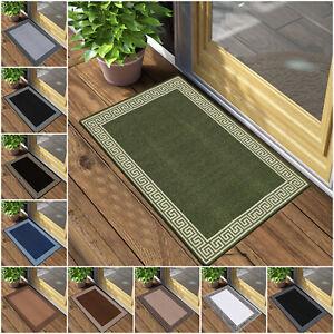 Non Slip Outdoor Door Mats Indoor Runner Washable Bedroom Rugs Kitchen Floor Mat