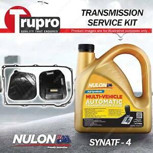 Nulon SYNATF Transmission Oil+ Filter Service Kit for Volkswagen Amarok 2H 11-ON