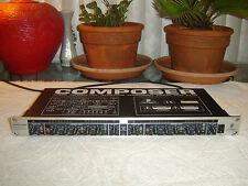 Behringer MDX 2100, Composer, 2 Channel Compressor Limiter Expander Gate, Rack