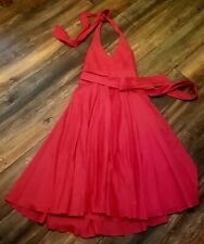 Stunning Red Coast Dress Size 16. Occasion Wedding Races Cruise
