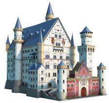 PUZZLE 3D RAVENSBURGER 12573 CASTILLO NEUSCHWANSTEIN / Neuschwanstein 3D Jigsaw