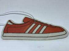 Adidas München car air freshener, Sneakers, Trainers, Cherry scent , FREEPOST