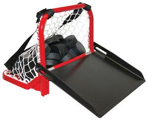 Hockey Canada Hockey Puck Catcher! Mini Net Sauce Saucer Skill Goal Coach Bag