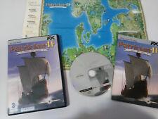 PATRICIAN II FORTUNA PODER VICTORIA JUEGO PARA PC CD-ROM ESPAÑOL FX