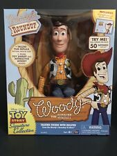 Woody the Sheriff Toy Story Signature Collection w/ Certificate