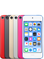 iPod Touch 5 (A1421) 16GB 32GB 64GB - Gray, Black, Silver, Pink, Yellow, Blue