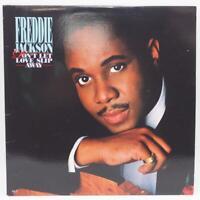 Vintage Freddie Jackson Don't Let Love Slip Away Vinyl Record LP