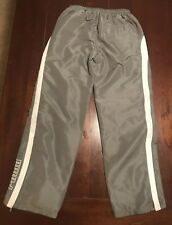 Puma soccer training pants Boys Xlarge Gray