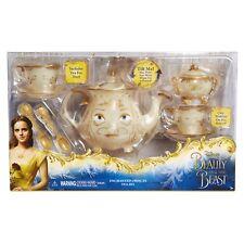 Beauty and the Beast Enchanted Tea Play Set Live Action Disney